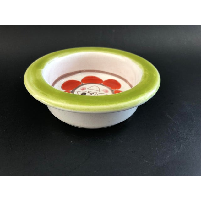 Giovanni DeSimone Mid Century Pottery Bowl For Sale In New York - Image 6 of 12
