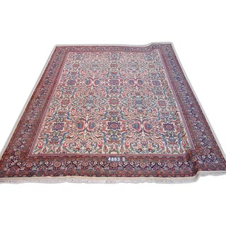 Over-Sized Sultanabad Carpet For Sale