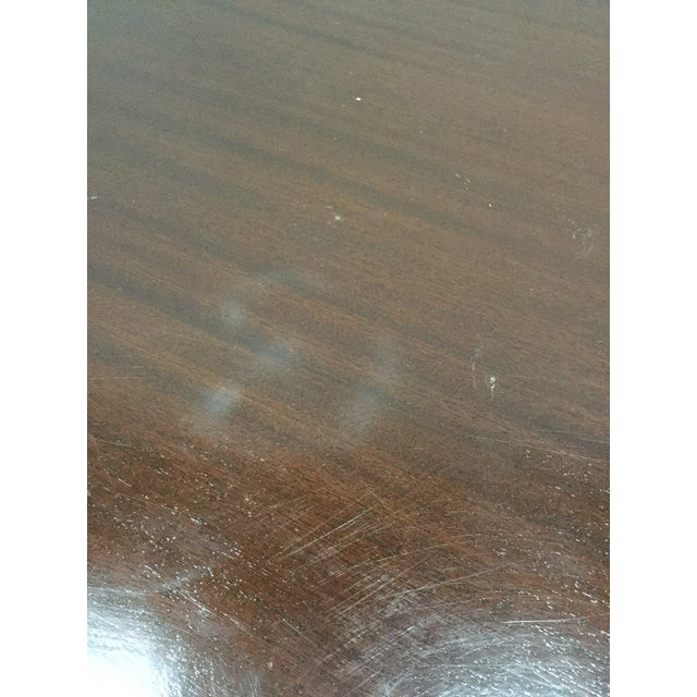 """Michael Berman """"Lombard"""" Dining Table For Sale - Image 9 of 10"""