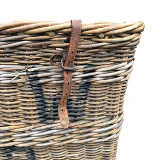 Early 20th Century French Vineyard Basket Preview