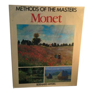 1990s Methods of the Masters. Monet by Bernard Myers For Sale