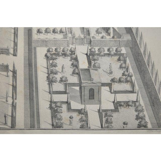 Rare Birdseye View of Wadham College Engraving - Image 7 of 10