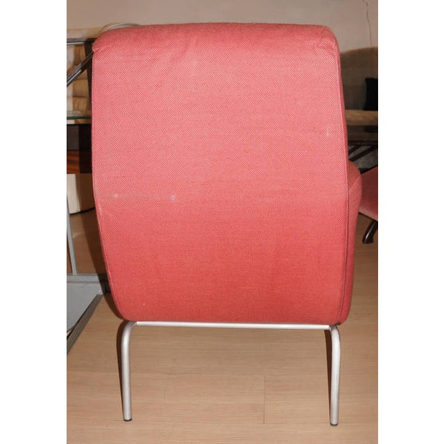"""Carboni for Arflex """"Dolphin"""" Lounge Chair For Sale In New York - Image 6 of 6"""