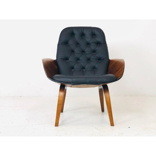 Mid-Century Modern George Mulhauser Mr. Chair for Plycraft For Sale - Image 3 of 9