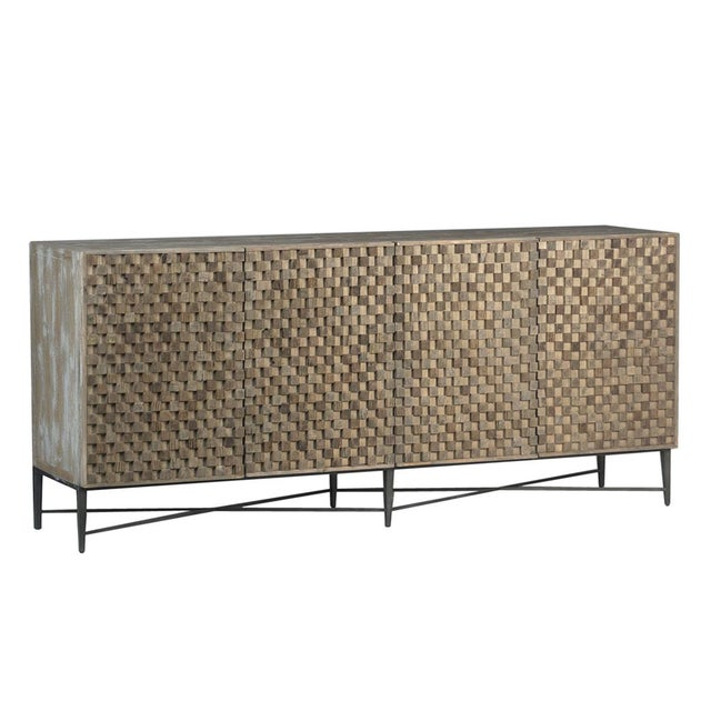 Contemporary Presley Sideboard For Sale - Image 3 of 3