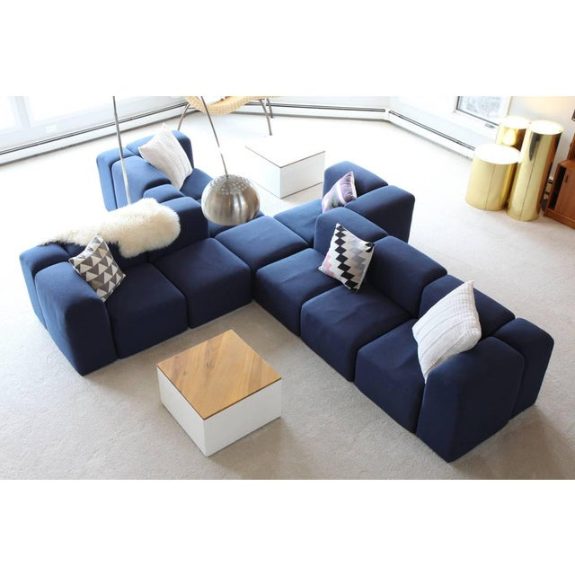Castelli Large Modular Sectional Sofa For Sale - Image 11 of 12