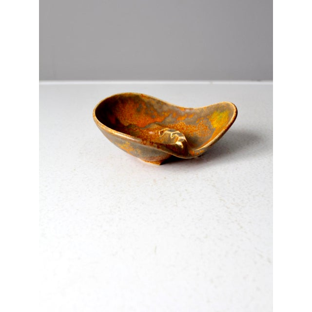 Mid-Century Haeger Pottery Ashtray For Sale - Image 9 of 9