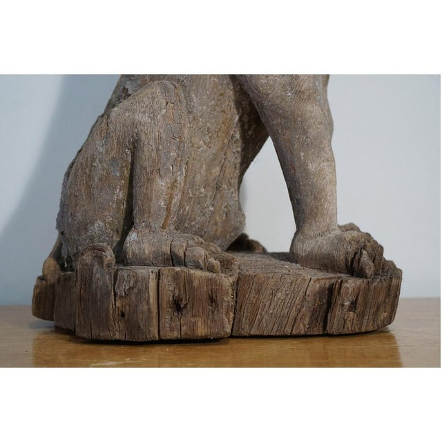 Late 18th Century Foo Dog For Sale - Image 4 of 11