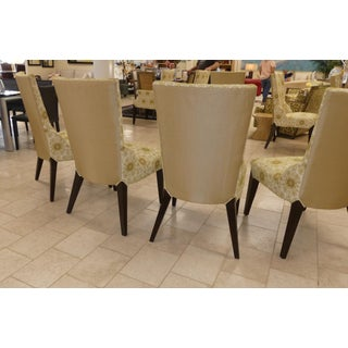 Larry Laslo Directional Dining Side Chairs- Set of 4 Preview