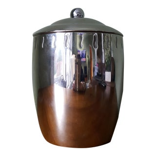 Stainless Steel Copco Ice Bucket w/Lid