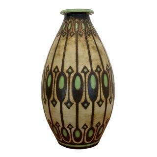 1920s Charles Catteau Vase For Sale