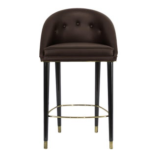 Covet Paris Malay Counter Stool For Sale