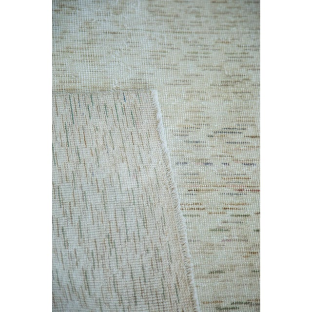"Distressed Oushak Rug - 3'7 x 6'4"" - Image 7 of 7"