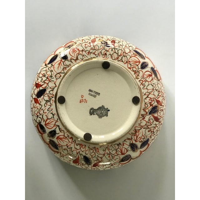 1930s 1930s Traditional Arthur Wood British Porcelain Bowl For Sale - Image 5 of 9
