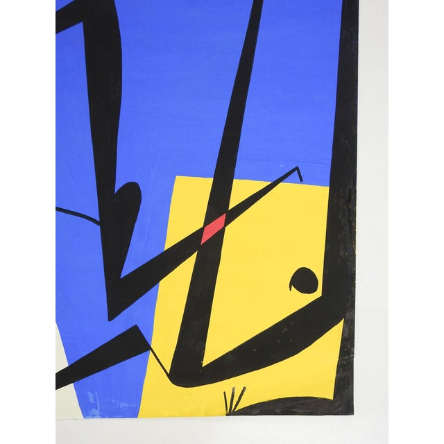 Abstract Abstract Figures Painting For Sale - Image 3 of 4