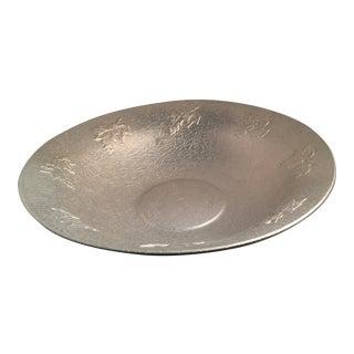 Vintage Grape Design Aluminum Pan For Sale