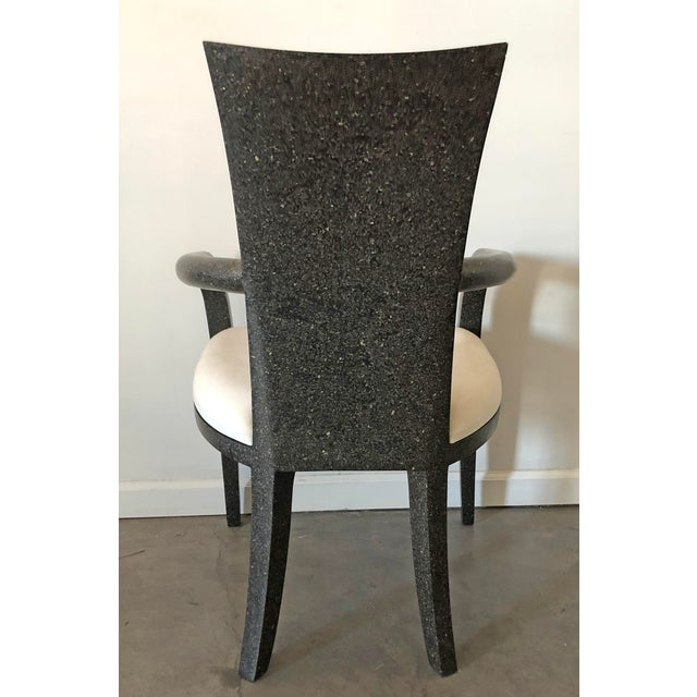 Solid Terrazzo Armchair by Carlo Furniture For Sale - Image 4 of 7