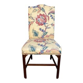 Hickory Chair James River Collection Chippendale Chair For Sale
