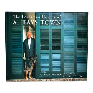 """The Louisiana Houses of A.Hays Town""-Design/Architecture Book For Sale"