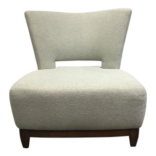 A. Rudin Armless Chair For Sale