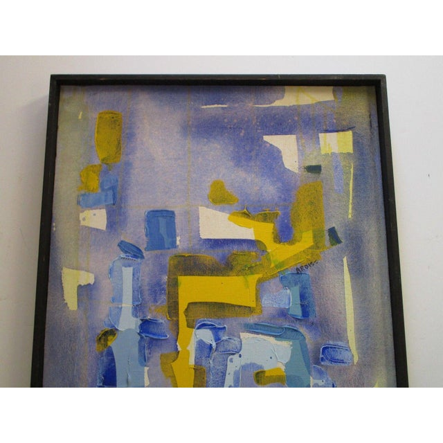 signed as shown. Any help on artist bio? ? Condition: good condition . As shown looks great . Date of creation: 1950-1969...