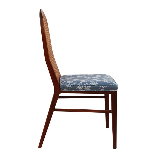 Paul McCobb Solid Walnut Dining Chairs - Set of 6 - Image 6 of 7