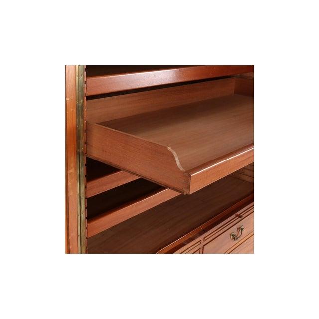 Kaare Klint Kaare Klint Cabinet in Cuban Mahogany for Rud Rasmussen For Sale - Image 4 of 6