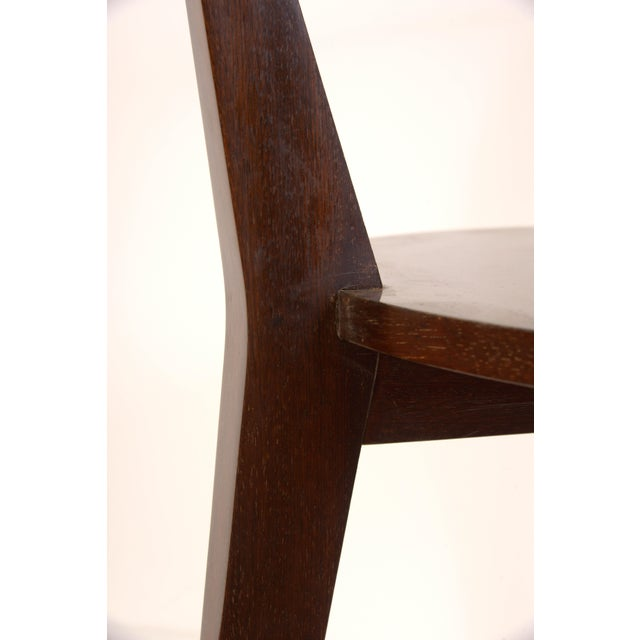 French 1950 Guéridon or Side Table For Sale - Image 4 of 6