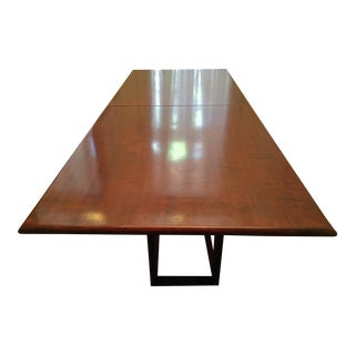 Late 20th Century Vintage Dining Table For Sale