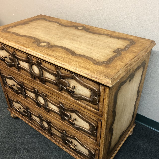 English New Piedmonte Commode by Panache For Sale - Image 3 of 12