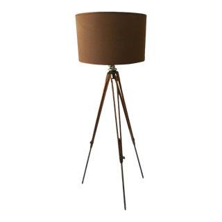 Vintage Surveyors Floor Lamp For Sale