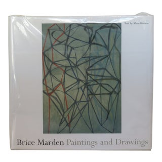 Brice Marden Paintings and Drawings For Sale