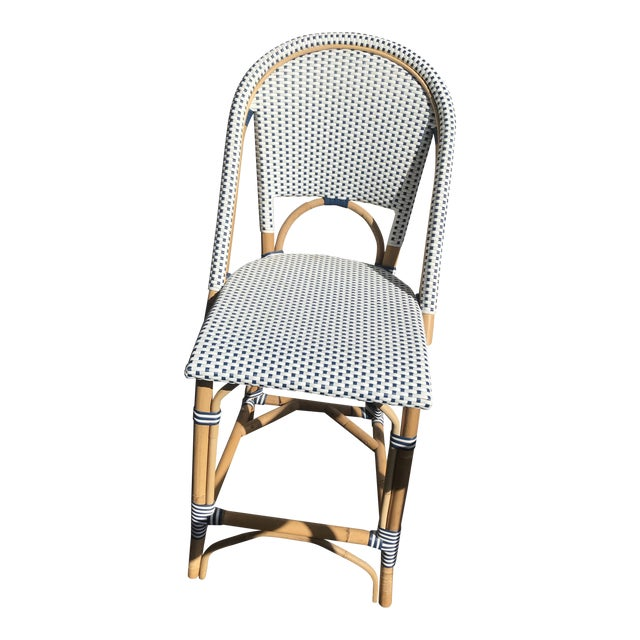 Modern Serena & Lily Riviera Stool For Sale