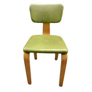 Mid-Century Thonet Side Chair For Sale