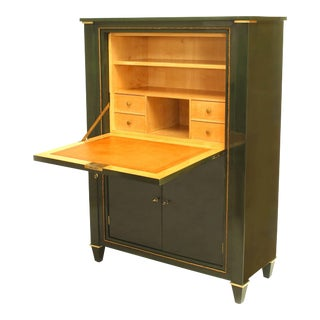 1940's French Maison Ramsay Secretary Desk For Sale