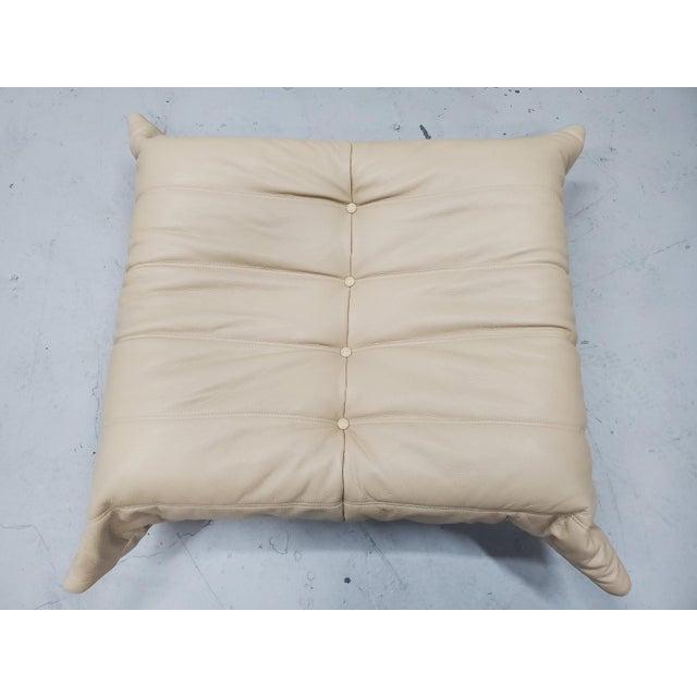 Mid Century Medern Togo Sofa Set by Michel Ducaroy for Ligne Roset - 5 Piece Set For Sale - Image 10 of 11