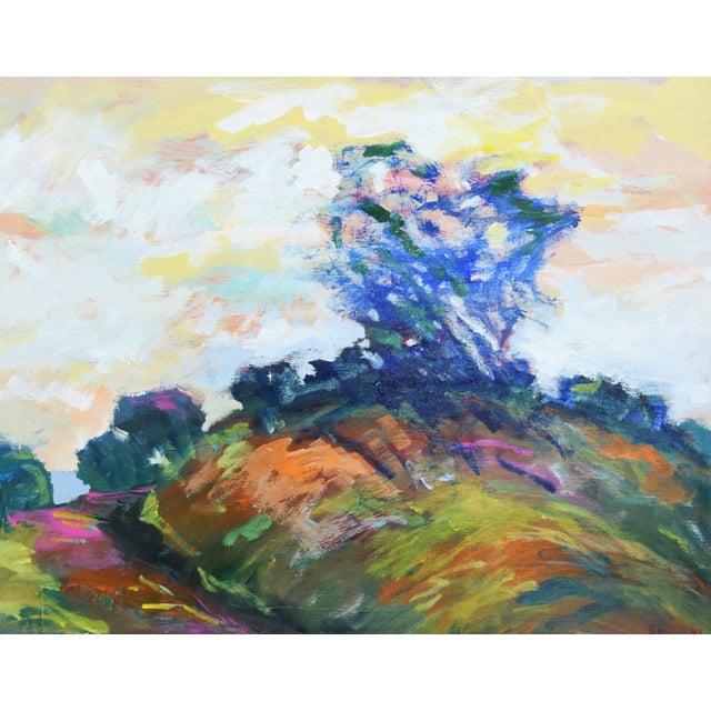 Abstract Juan Pepe Guzman Ventura California Ocean/Beach Oil Painting For Sale - Image 3 of 9