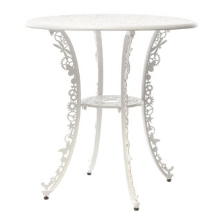 Seletti, Industry Round Table, Indoor/Outdoor, White, Studio Job, 2017 For Sale