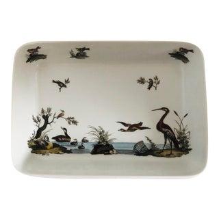Le Faune Fireproof Porcelain Baking Dish For Sale