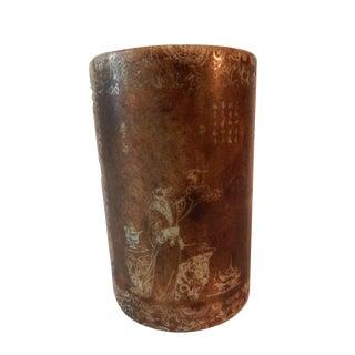 Soap Stone Vase /Pen Holder