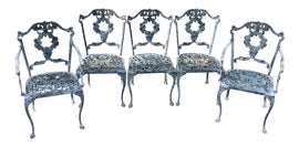 Image of Baroque Outdoor Chairs