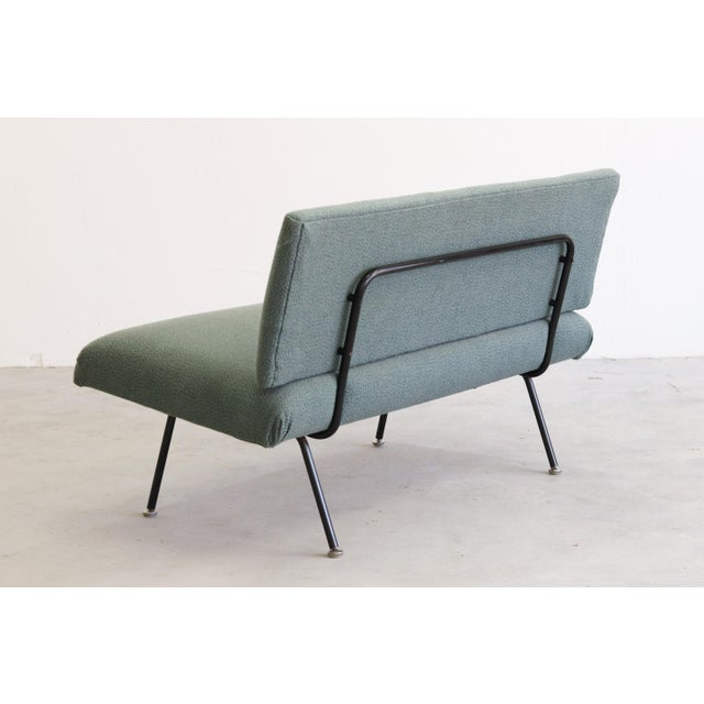 A simple and elegant design by the revered Florence Knoll, 1954. Made in the style of mid-century modern.