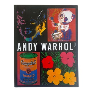 """ Andy Warhol From the Mugrabi Collections "" Collector's Pop Art Exhibition Book For Sale"