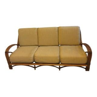 Mid-Century Modern Heywood-Wakefield 3-Seat Sofa