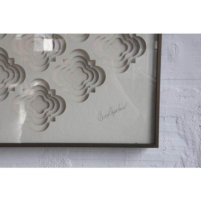 Contemporary Greg Copeland Graphic Paper Art For Sale - Image 3 of 3