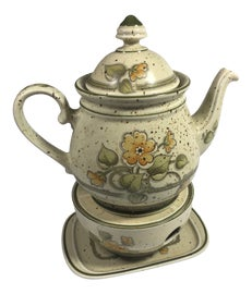 Image of French Tea Pots