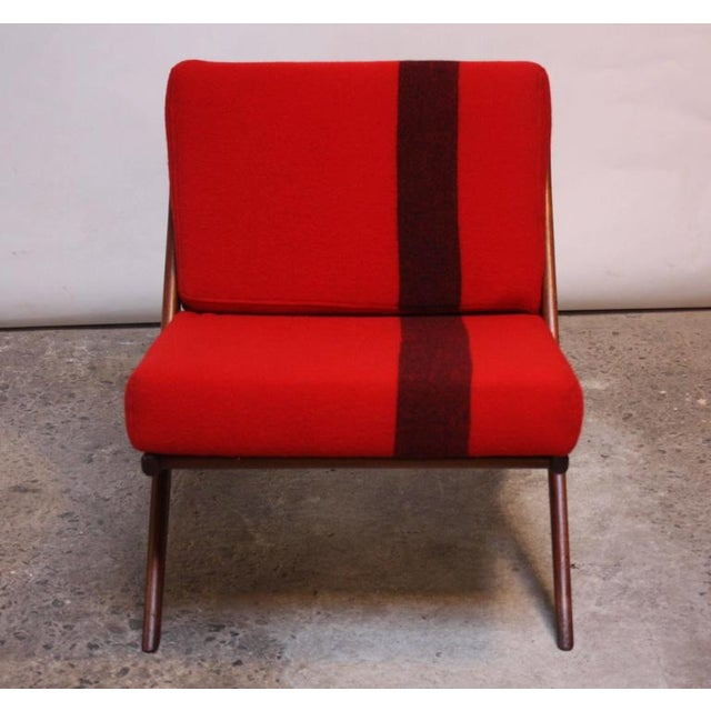 Swedish 'Scissor' Chair by Folke Ohlsson for DUX - Image 4 of 10
