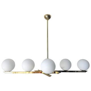 Incrocio Chandelier by Fabio Ltd For Sale