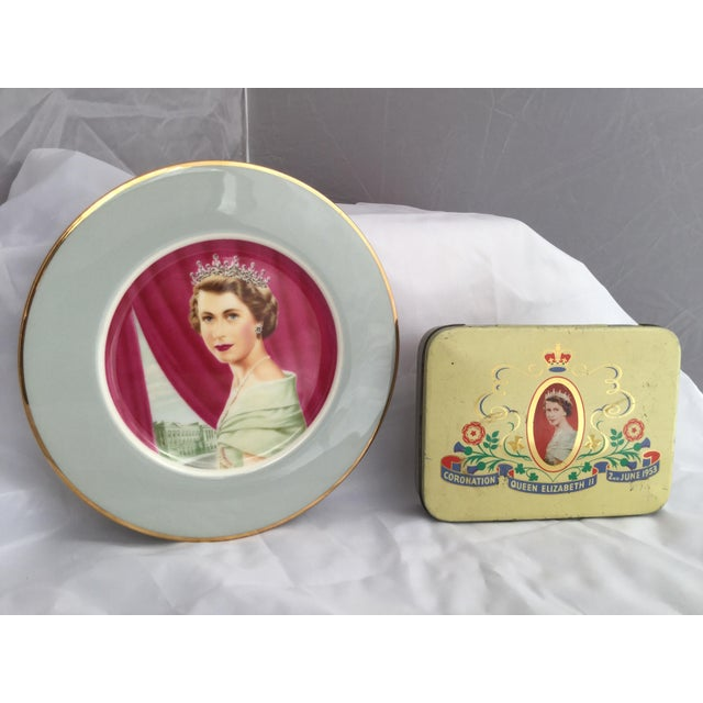 The Coronation of Queen Elizabeth II on June 2, 1953 was watched and celebrated by millions around the world. This fine...