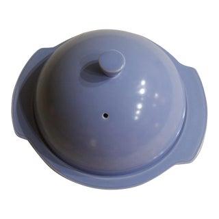 Vernon Ware Muffin Plate & Dome For Sale